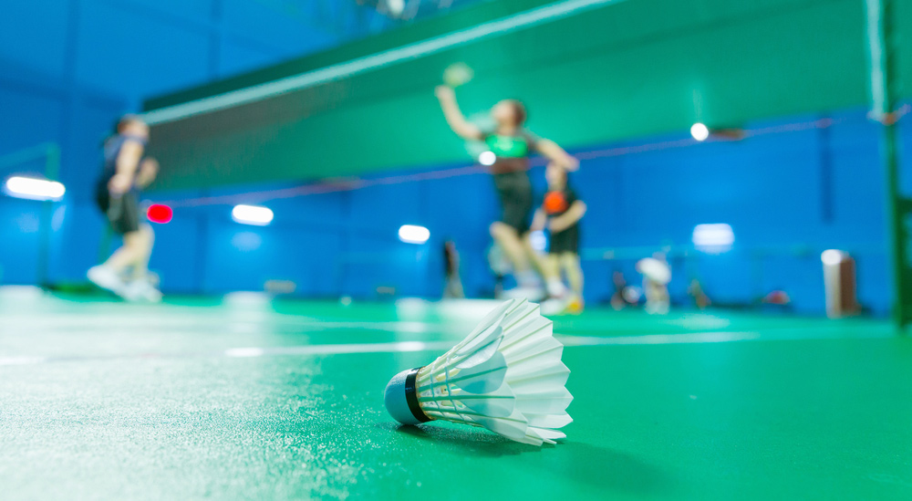 Sturfit welcomes Iwerne Minster Badminton Club