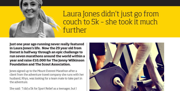 laura jones gym owner monthly